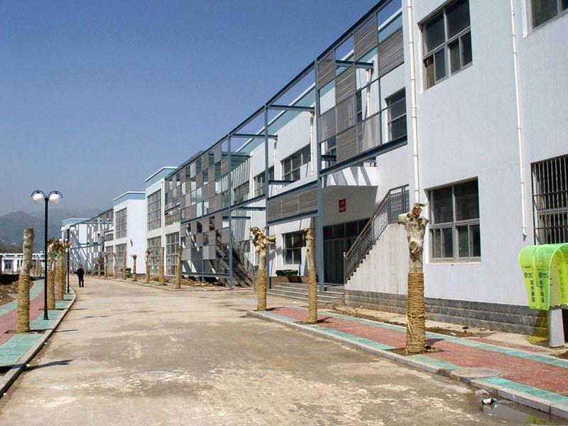 邹平一中校园,生活区图片